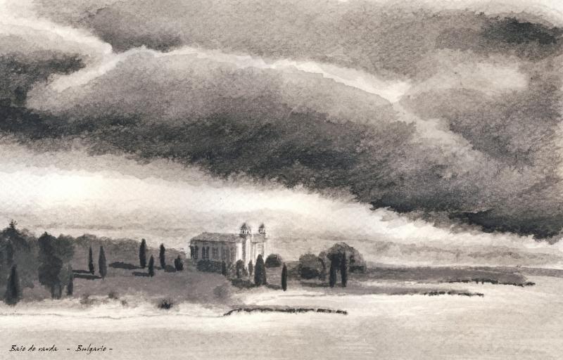 Baie de ravda lavis